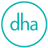 DHA letters icon